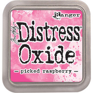 Ranger, Tim Holtz Distress Oxides Ink Pad - Picked Raspberries, Scrapify, Australia