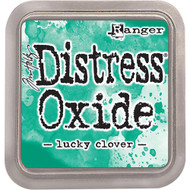 Ranger, Tim Holtz Distress Oxides Ink Pad - Lucky Clover, Scrapify, Australia