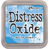 Ranger, Tim Holtz Distress Oxides Ink Pad - Salty Ocean, Scrapify, Australia