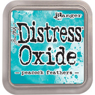 Ranger, Tim Holtz Distress Oxides Ink Pad - Peacock Feathers, Scrapify, Australia