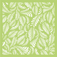 Kaisercraft, Designer Template, 6 x 6in, Fern, IT457, Scrapify, Australia