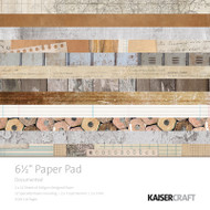 "Kaisercraft  Paper Pad 6.5""x6.5"",  Documented, PP1036, Scrapify, Australia"