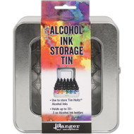 Tim Holtz, Ranger, Alcohol Ink Storage Tin, Scrapify, Australia