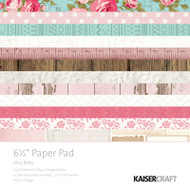 "Kaisercraft  Paper Pad 6.5""x6.5"",  Miss Betty, PP1038, Scrapify, Australia"