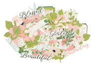 Kaisercraft  Collectables, Die Cut Shapes, over 40 pcs, Full Bloom,  CT939,  Scrapify, Australia