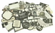 Kaisercraft  Collectables, Die Cut Shapes, over 40 pcs, Art Of Life,  CT780,  Scrapify, Australia