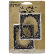 Tim Holtz Idea-ology - Foundry Frames (2 Pack), Scrapify, Australia