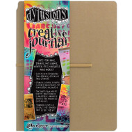 "Dylusions Creative Journal - Art Journal (8-1/4""x11-3/8"")"