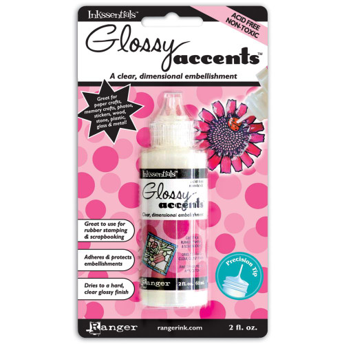 Ranger - Glossy Accents - Clear Dimensional Medium, Scrapify, Australia