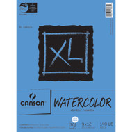 "Canson XL Watercolor Paper Pad 9""X12"", 30 sheets, Scapify, Australia"