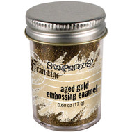 Stampendous, Aged Gold,  embossing enamel, 18.5g, Scrapify, Australia