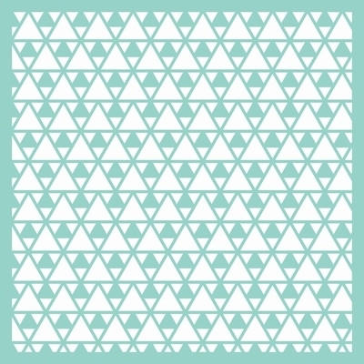 Kaisercraft, Template, 12 x 12in, Triangles, Scrapify, Australia