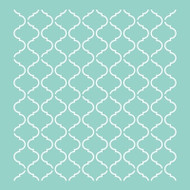 Kaisercraft, Template, 12 x 12in, Lattice, Scrapify, Australia
