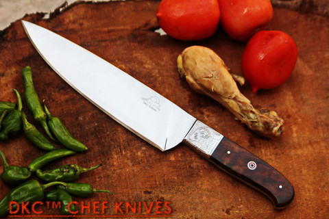 DKC-198-440c ZEN CHEF MASTER 440c Stainless Steel Chef Kitchen Knife