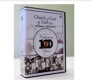 2014 COGBF Centennial Convention CD Set - 7 Services (7 Disc Set)