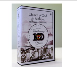 2014 COGBF Centennial Convention CD Set - 7 Services (7 Disc Set)