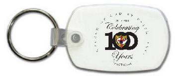 Centennial Key Chain