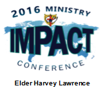 2016 Ministry IMPACT Conference - Sermon DVD - Elder Harvey Lawrence