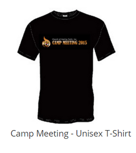Camp Meeting - Unisex T-Shirt