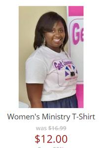 Women's Ministry T-Shirt