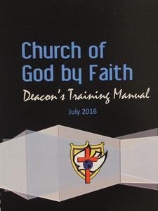 Deacon's Training Manual
