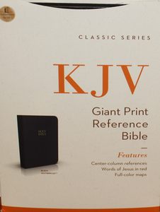 KJV, Holy Bible, Giant Print (13pt)