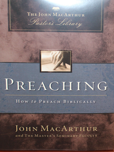 Preaching: How to Preach Biblically