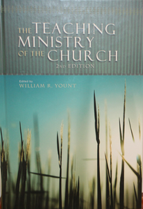 The Teaching Ministry of the Church, 2nd Edition