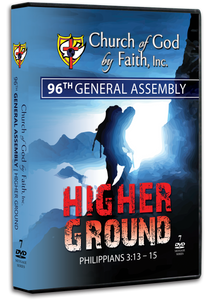 96GA - DVD Set -Higher Ground