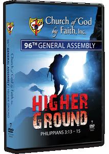 96GA - DVD Set -Higher Ground