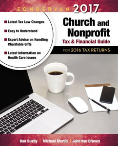 2. 2017 Church and Nonprofit Tax and Financial Guide
