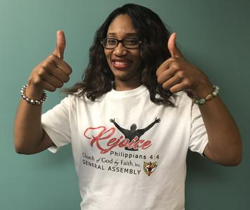 97th Rejoice Tshirt
