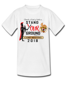 2018 Stand your Ground