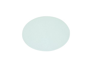 12 inch Round (30cm) Tempered Glass Cutting Board