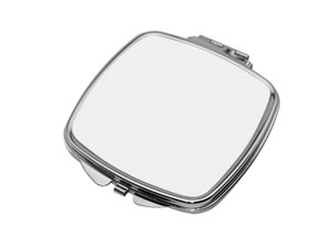 2.5 Inch (6.2cm) Square Shaped Compact Mirror