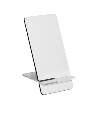 Mobile Display Stand for Smartphones with a Flat Top