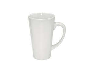 17oz Tall Latte Style Mug with Handle