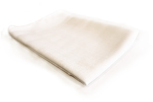 Polyester Fabric 20x20 Textured Napkin
