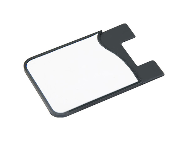Card Holder for Phones with Removable Cleaning Cloth