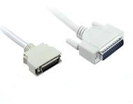 5M IEEE1284 DB25M/HPC36M Printer Cable
