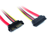 30CM SATA3 Data/Power Extension Cable