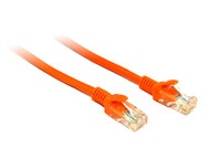 0.25M Orange Cat5E Cable