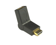 HDMI M To F Swivel Adaptor