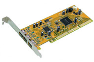 3 Port 1394B PCI 64Bit Card