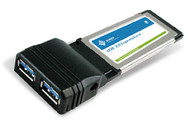 2 Port USB 3.0 Expresscard