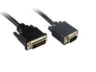 2M M1 To VGA HD15M Cable
