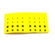 Label/Sticker for Installation