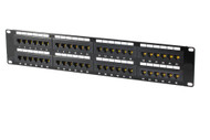 48 Port 2RU CAT5E Patch Panel ( UL-Listed )