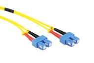 1M SC-SC OS1/OS2 9/125 Singlemode Duplex Fibre Patch Cable