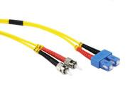 15M SC-ST OS1/OS2 9/125 Singlemode Duplex Fibre Patch Cable